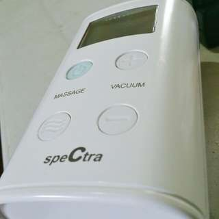 Spectra 9 plus rechargeable breast pump