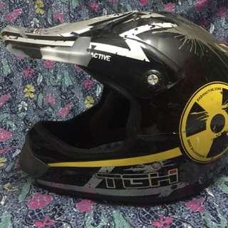 TGH helmet
