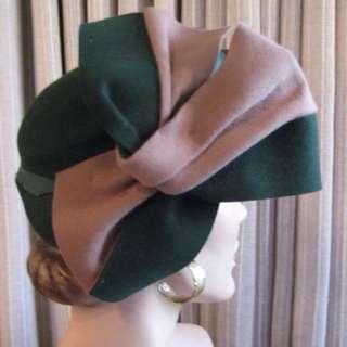 50年代罕見正古董帽