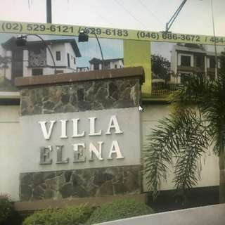 For sale house and lot @ villa elena (clean papers )