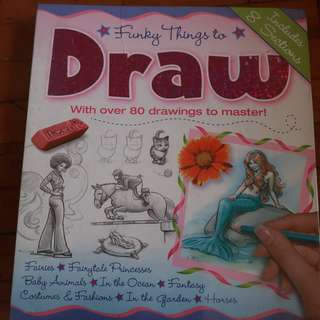 Funky Things to Draw with Over 80 Drawings to Master!