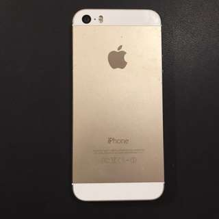 Gold iPhone 5s 32g