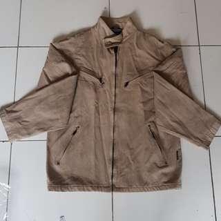 jacket pria abercrombie original sz L mulus jarang pake
