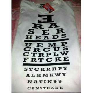 Eraserheads EHEADS Shirt