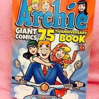 Archie Limited Edition Comic Book