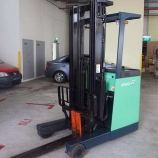 Fully Reconditioned Toyota Reach Truck 5.5 meter