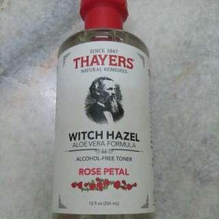 Thayers Toner (Rose Petal) #midjan55