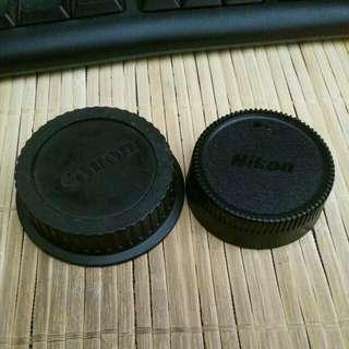 Canon & Nikon Rear Cap