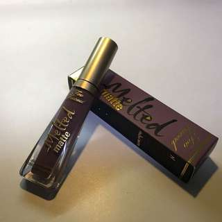 Too Faced Melted Matte Liquified Long Wear Lipstick 7ml, Granny Panties