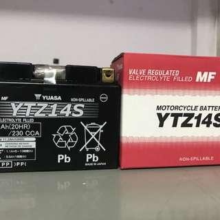 Bateri YTZ14S