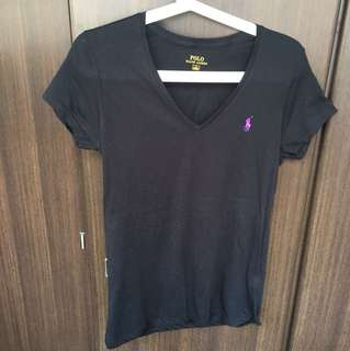 Ralph Lauren M size (165/92A) V shaped T-shirt.