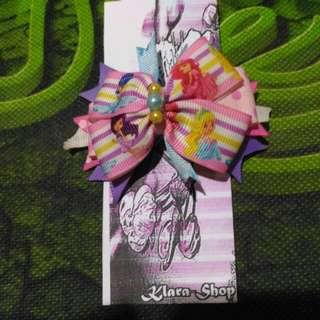 Jepit Rambut Anak /pink/ Edisi : ngabisin stok