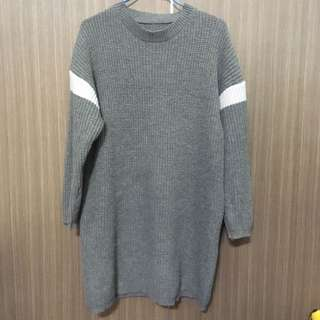 🚚 長版毛線衣