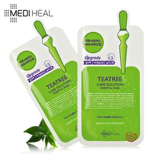 Mediheal Masker Tea Tree atau Collagen