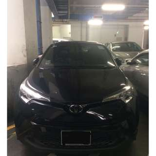 Toyota C-HR 1.2 Turbo (BRAND NEW)
