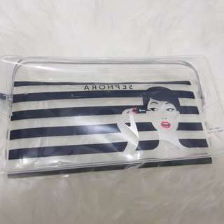 Cosmetic pouch sephora