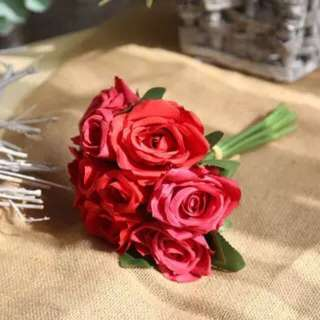 Rose Bouquet /Fake flowers