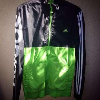 $15 IF GONE BY TONIGHT. Adidas Windbreaker Jacket