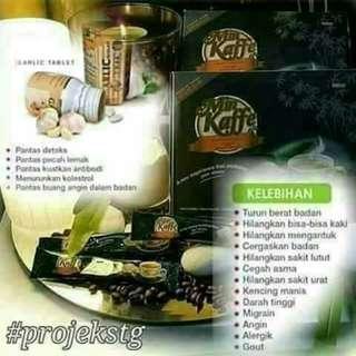 Min Kaffe & Mocha MilkTea