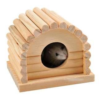 倉鼠小木屋 倉鼠窩 圓頂小木屋 三線紫倉銀狐一線布丁老公公