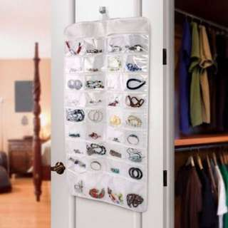 72 POCKET ACCESSORIES ORGANIZER