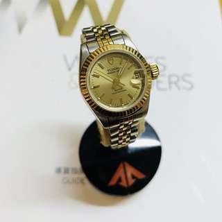 TUDOR 金鋼自動女裝腕表