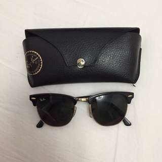 Ray ban clubmaster sunnies