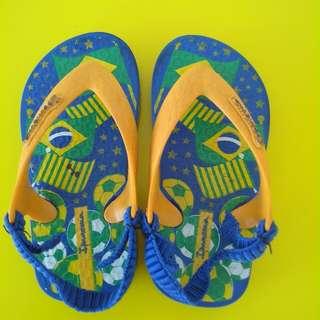Ipanema Boy Sandal size 6