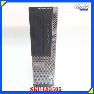 📌SALES @$250!! Used Dell Optiplex Desktop!! i5 3rd Gen with 500GB HDD!!!