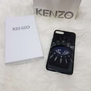 Kenzo casing for iphone 7+ (ada patah) authentic