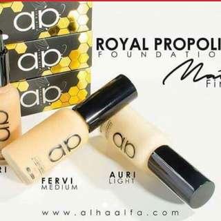 Propolis foundation
