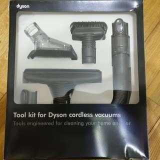 全新 原裝 Dyson v6 dc61 59 74 handheld Tool kit