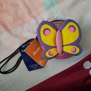 BNWT Samsonite butterfly sling bag