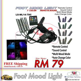 FOOT MOOD LIGHT