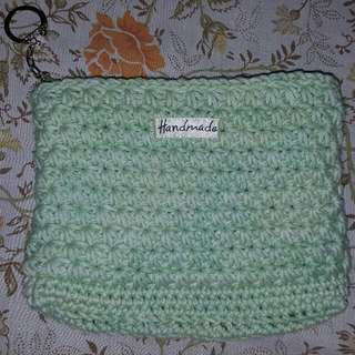 Made To Order Oval Based Pouch