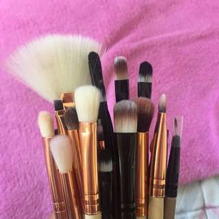 23x make up brushes