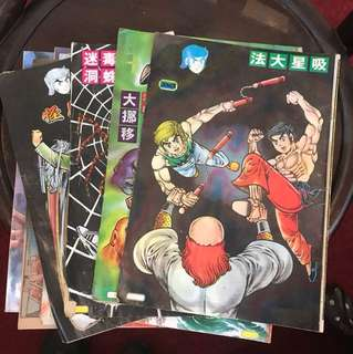Old Chinese comics