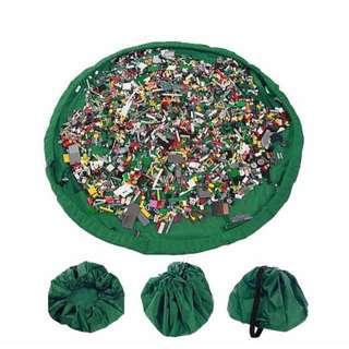 Mess free toy mat large free small
