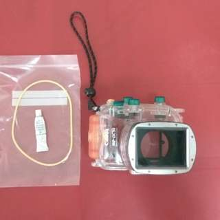 Underwater Housing for Canon G11/G12 (Canon WP-DC34)