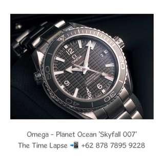 Omega - Planet Ocean 'Skyfall 007'