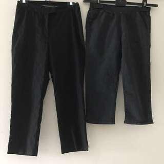 Korean Work pants