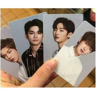 【Preorder】Lotteria x Wanna One Official Photocard