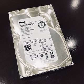 "DELL Constellation ES SAS 1TB 3.5"" Hard Disk (Seagate) Model: ST1000NM0001"