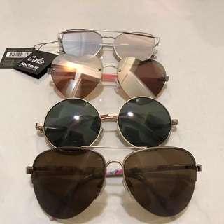 Reflective Stylish Sunglasses