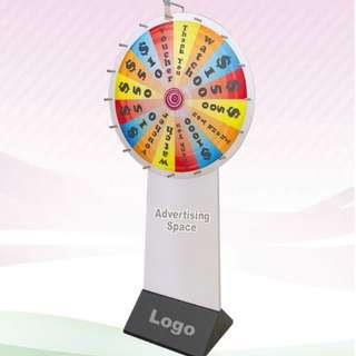 Spin & Win Wheel