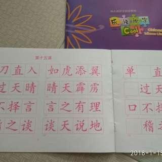 Chinese idioms and language books