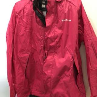 Shimano rain coat