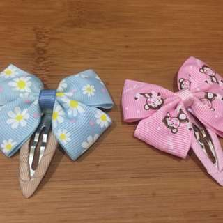 Cartoon Hair Clip