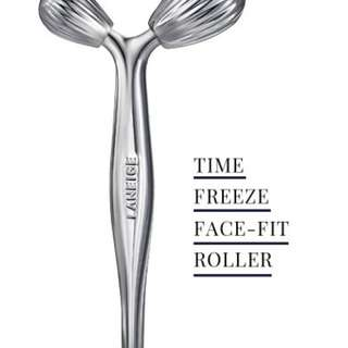 Time freeze face lift roller