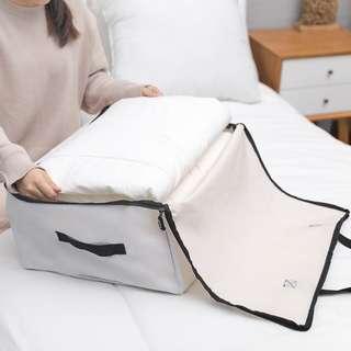 PO Big Quilt Mattress Storage Bag with Handle